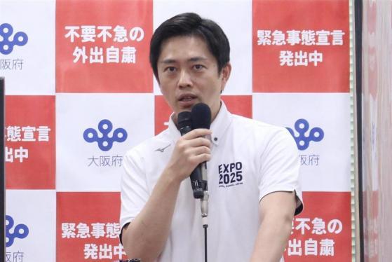 大阪知事 ドバイで大阪万博アピールの意向