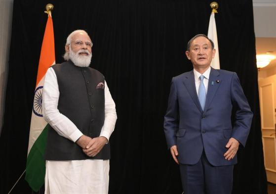 日本、インド引き込みが奏功 日米豪印首脳会談