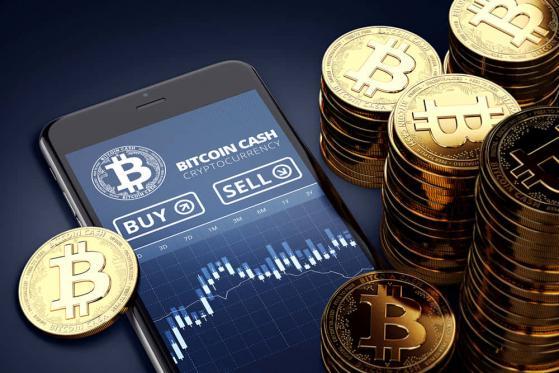 2021.10.13 仮想通貨マーケットレポート【ビットコインは54,000ドルまで調整する動き】