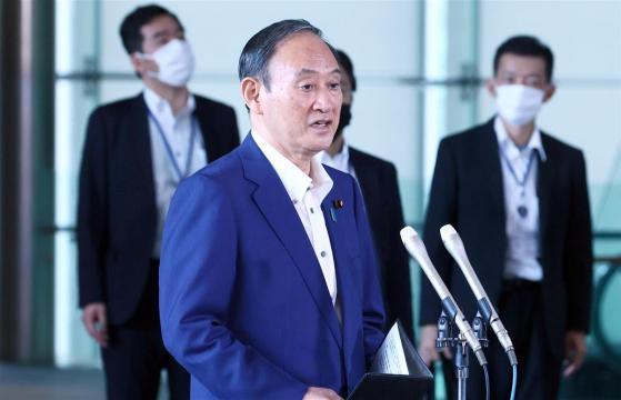 菅政権発足1年、首相「コロナ対策に明け暮れた1年」