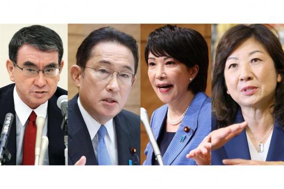 自民党総裁選、各陣営の参謀が語る「候補者の魅力」