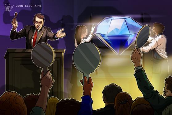 サザビーズ、ダイヤモンドのオークションで仮想通貨による入札受入れ