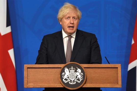 「インド太平洋地域には潜在的な火種」ジョンソン英首相が強調