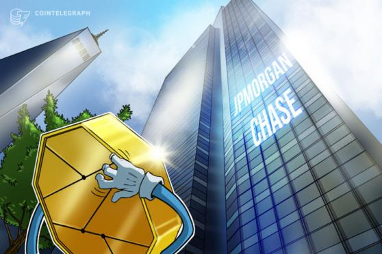 JPモルガン、富裕個人投資家向けに仮想通貨ファンドを提供か=報道