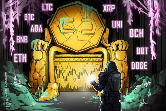 力強い反発は上昇の兆しか 仮想通貨チャート分析:ビットコイン・イーサ・XRP(リップル)・ビットコインキャッシュ・ライトコイン