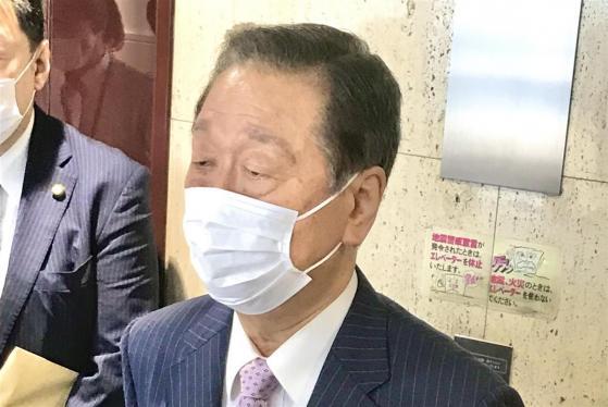 立憲民主、衆院選に向け小沢一郎氏に協力要請