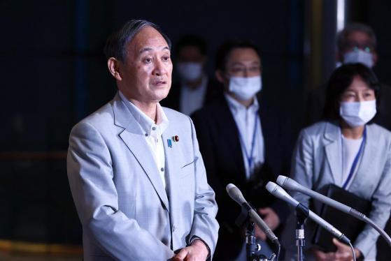 緊急事態宣言、3県と大阪追加 東京と沖縄は延長 8月31日まで