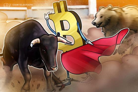 ビットコインは3万5000ドル台まで下落、長期保有者はBTCを蓄積か