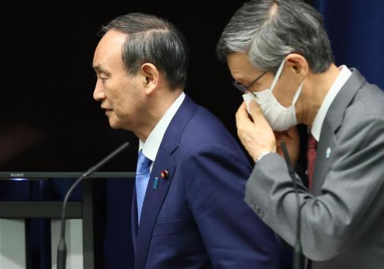 菅首相記者会見詳報(6)五輪対策「メディアもホテル集約、移動は専用車両」