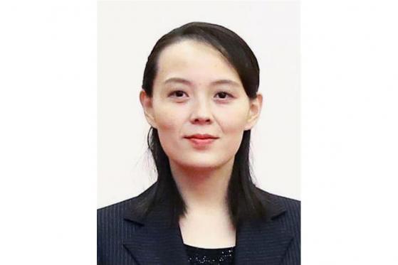 金与正氏、終戦宣言は「良い発想」 北朝鮮が韓国を硬軟で揺さぶり